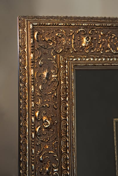 Regal Frame detail