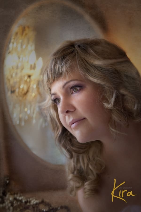 Glamour and Boudoir Portrait  photographer