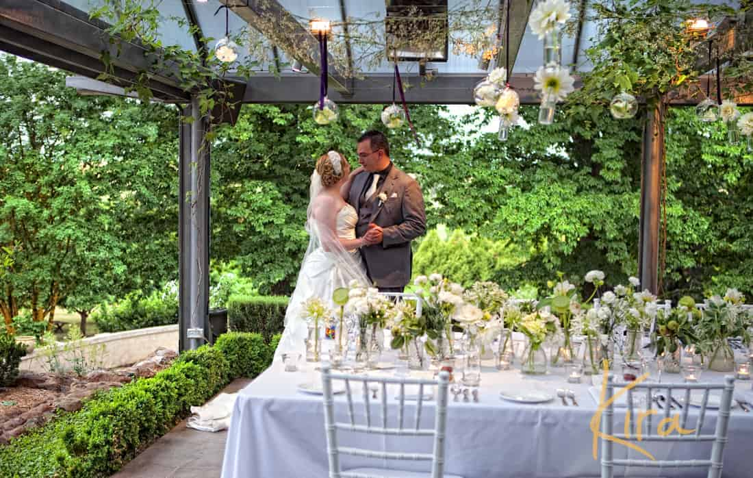 Wedding location shots at Athol Garden