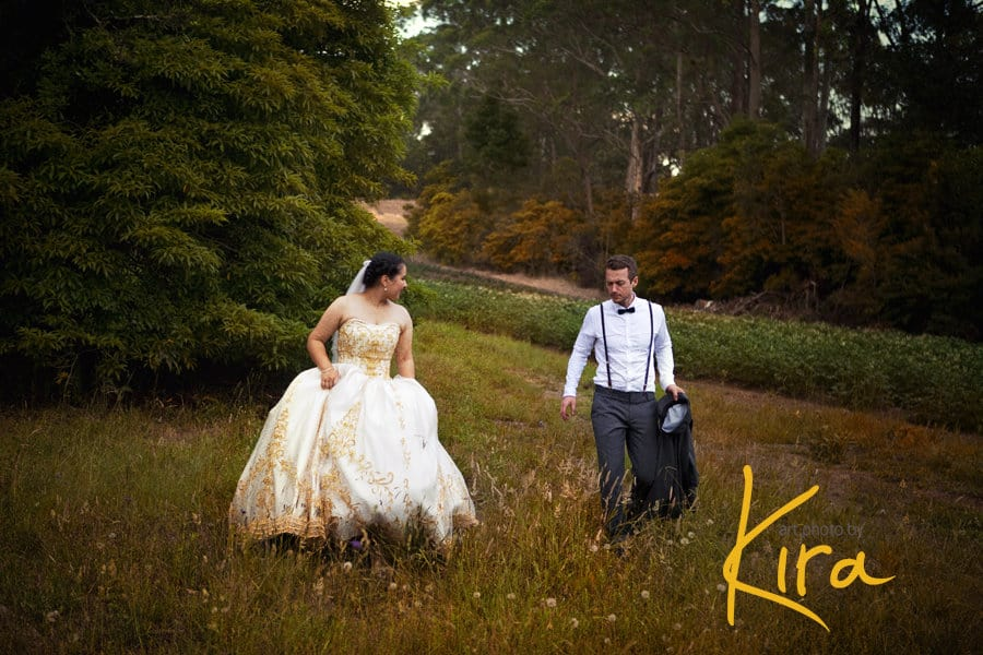 wedding photography in Bilpin