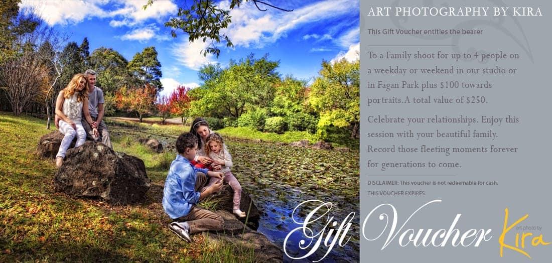 Family Gift Voucher