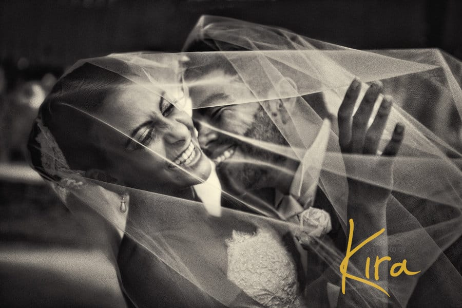 Bride-Groom-laughing-veil-Kira-Wedding-photography-Sydney-photos