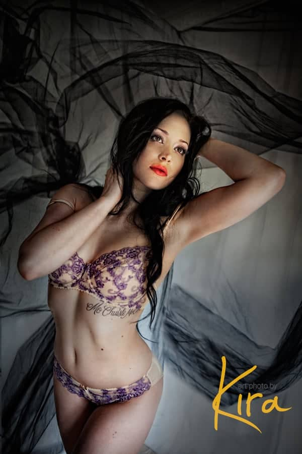 Boudoir and Glamour photography