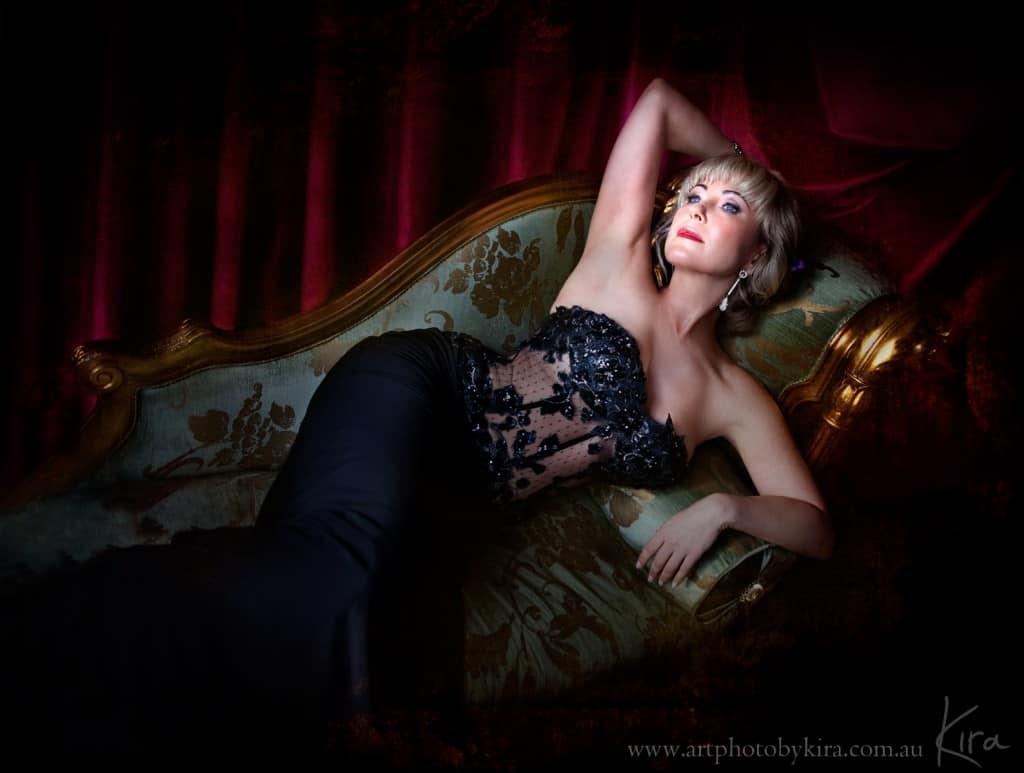 glamour, boudoir photography