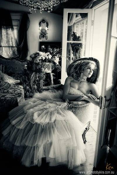 Kira best portrait glamour photography in Sydney