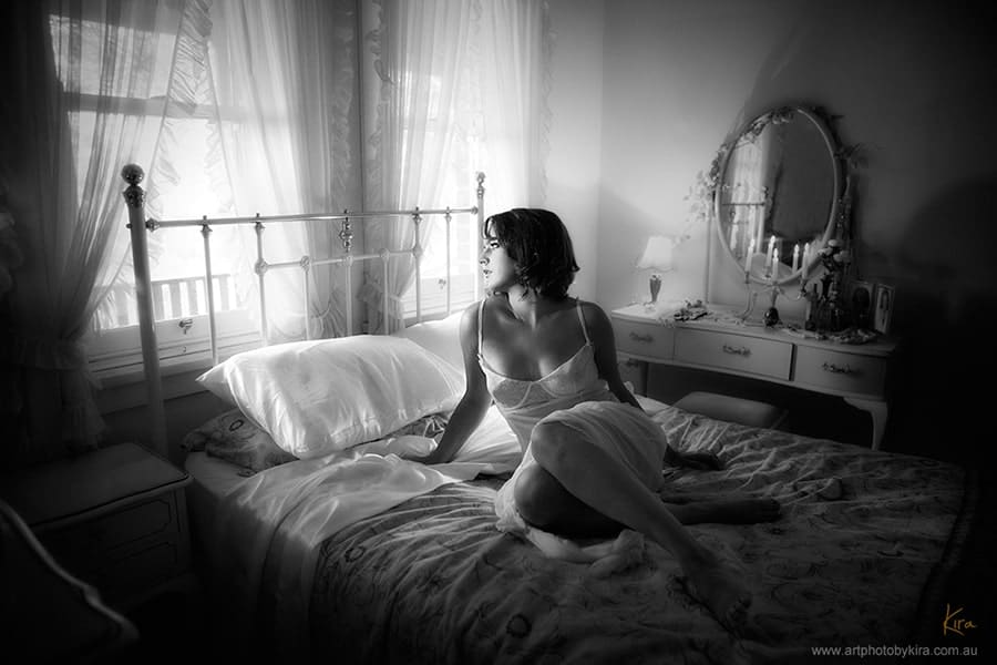 portrait boudoir photos Sydney