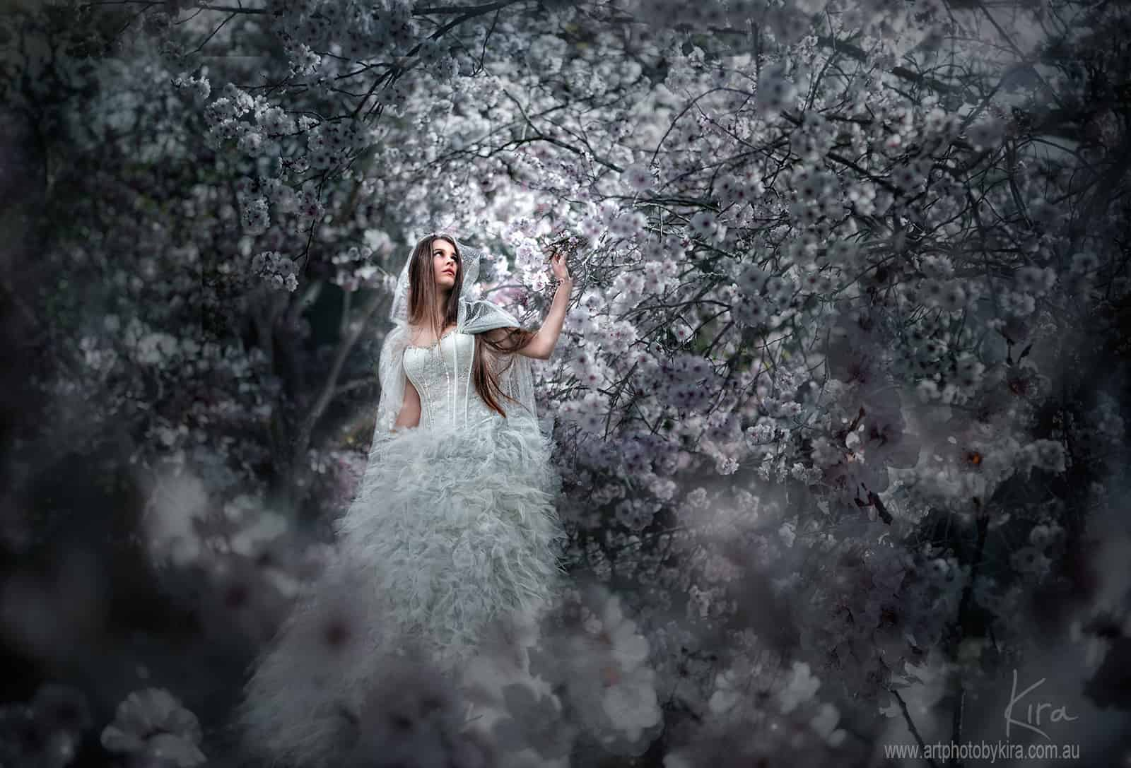 Enchanted photography in spring | Sydney Boudoir ...