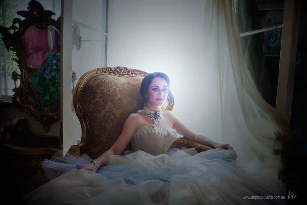 sydney glamour photography