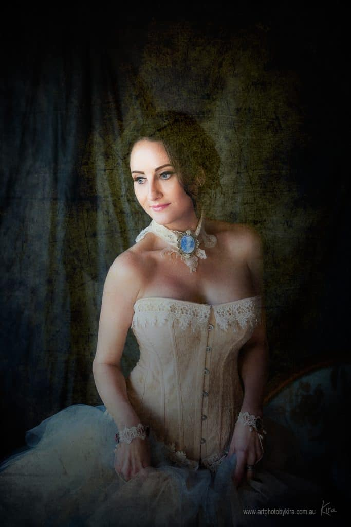 portrait photography old masters glamour shots
