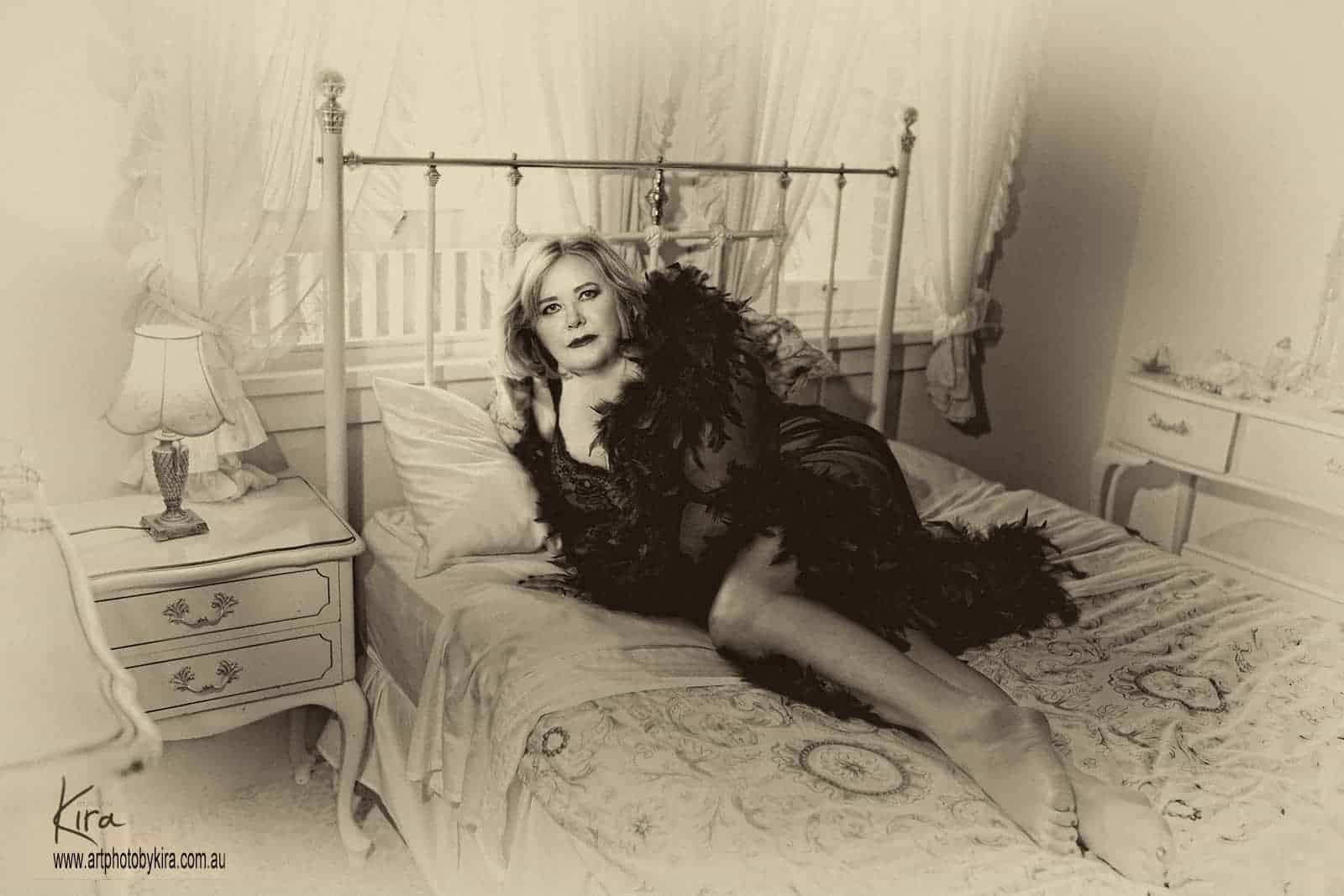 boudoir photography mature sydney