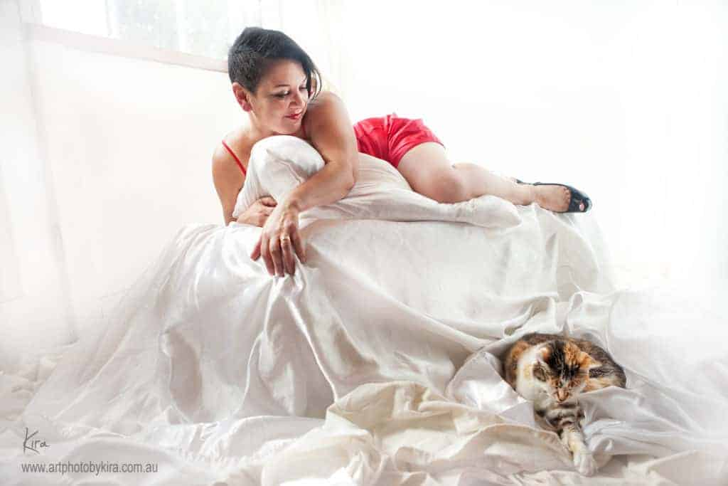 posing curves boudoir photography workshop