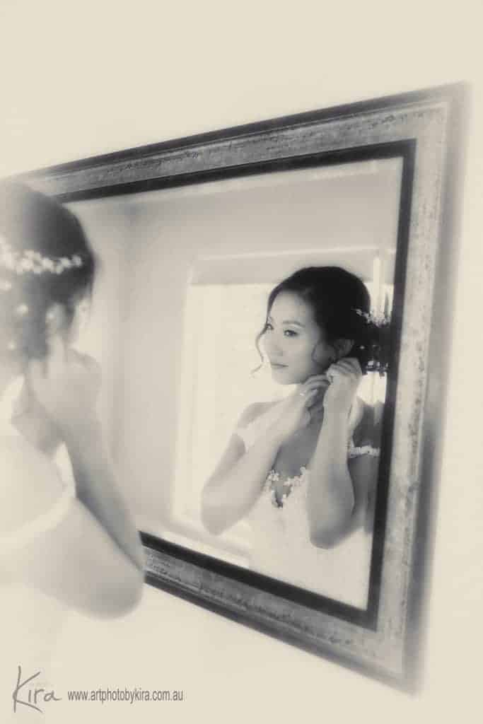 wedding bridal portrait photography