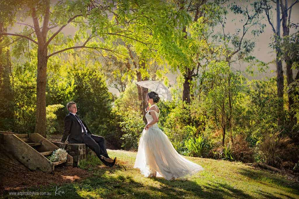 wedding portrait photographer