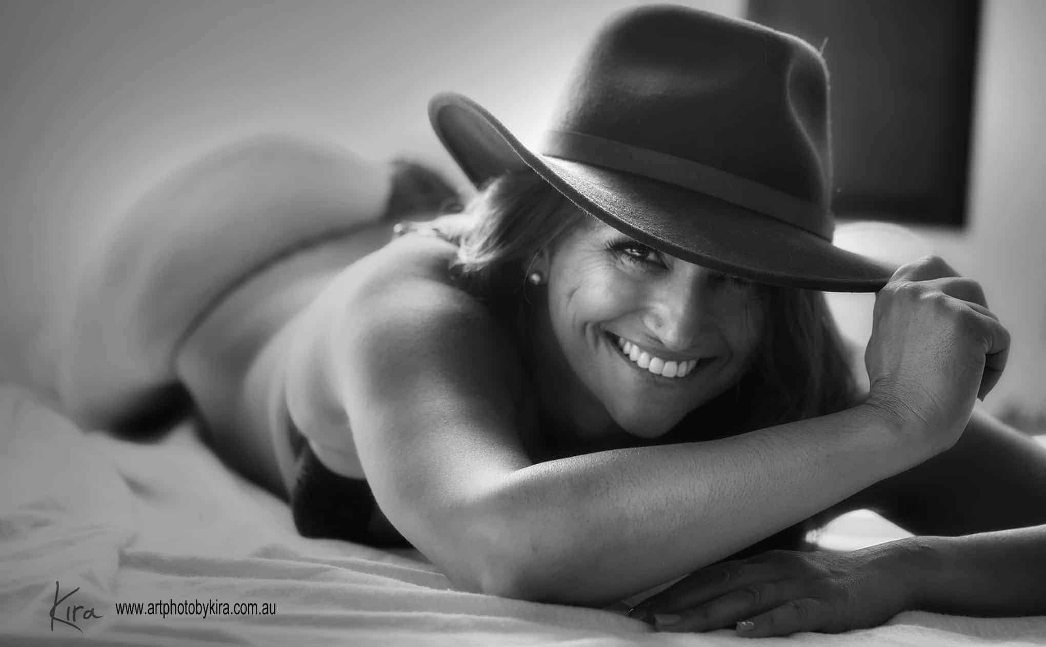 boudoir photography North Shore