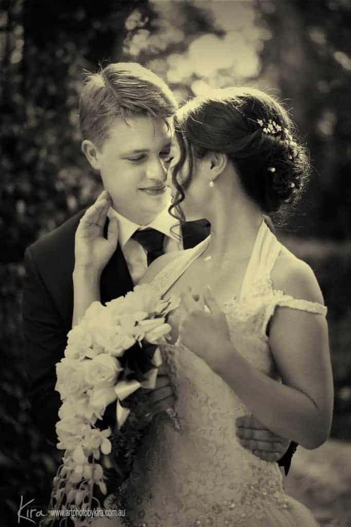 portrait photographer bridal photos 2