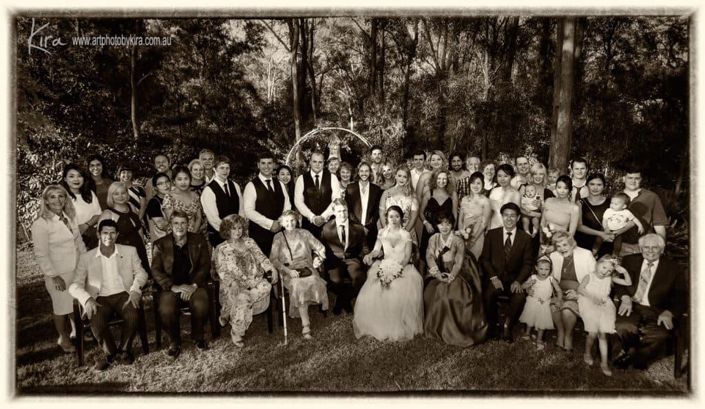 portrait photography wedding photos