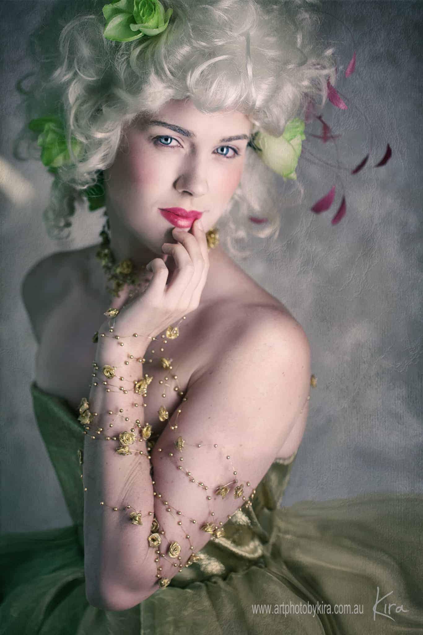 fine art portrait photographer