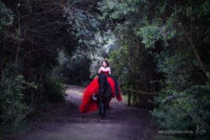 fantasy art portrait photography