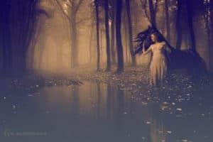 fantasy fine art portrait photography