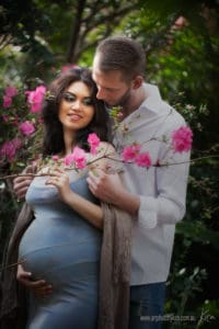Pregnancy portrait photography Sydney