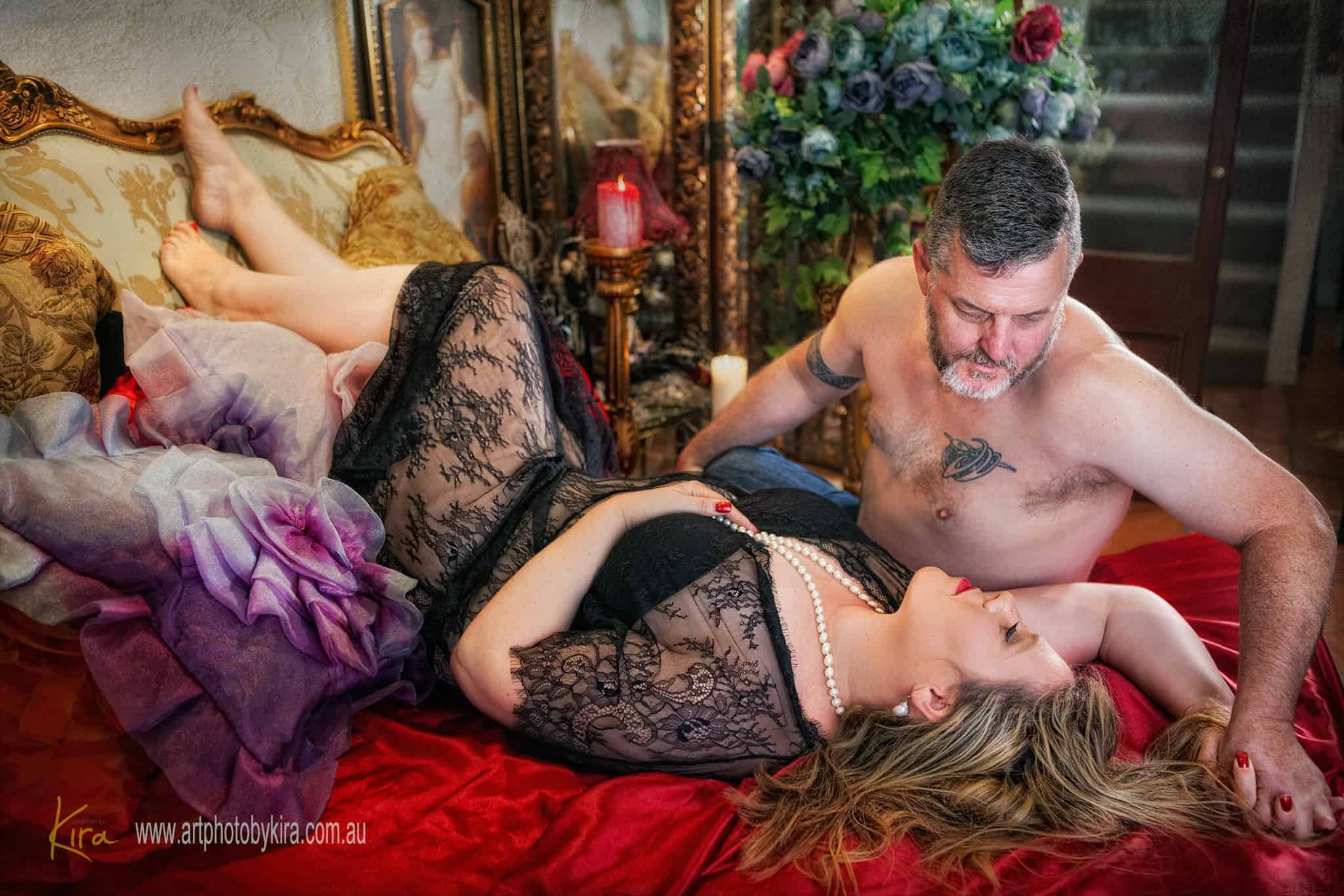 couples boudoir photography north shore