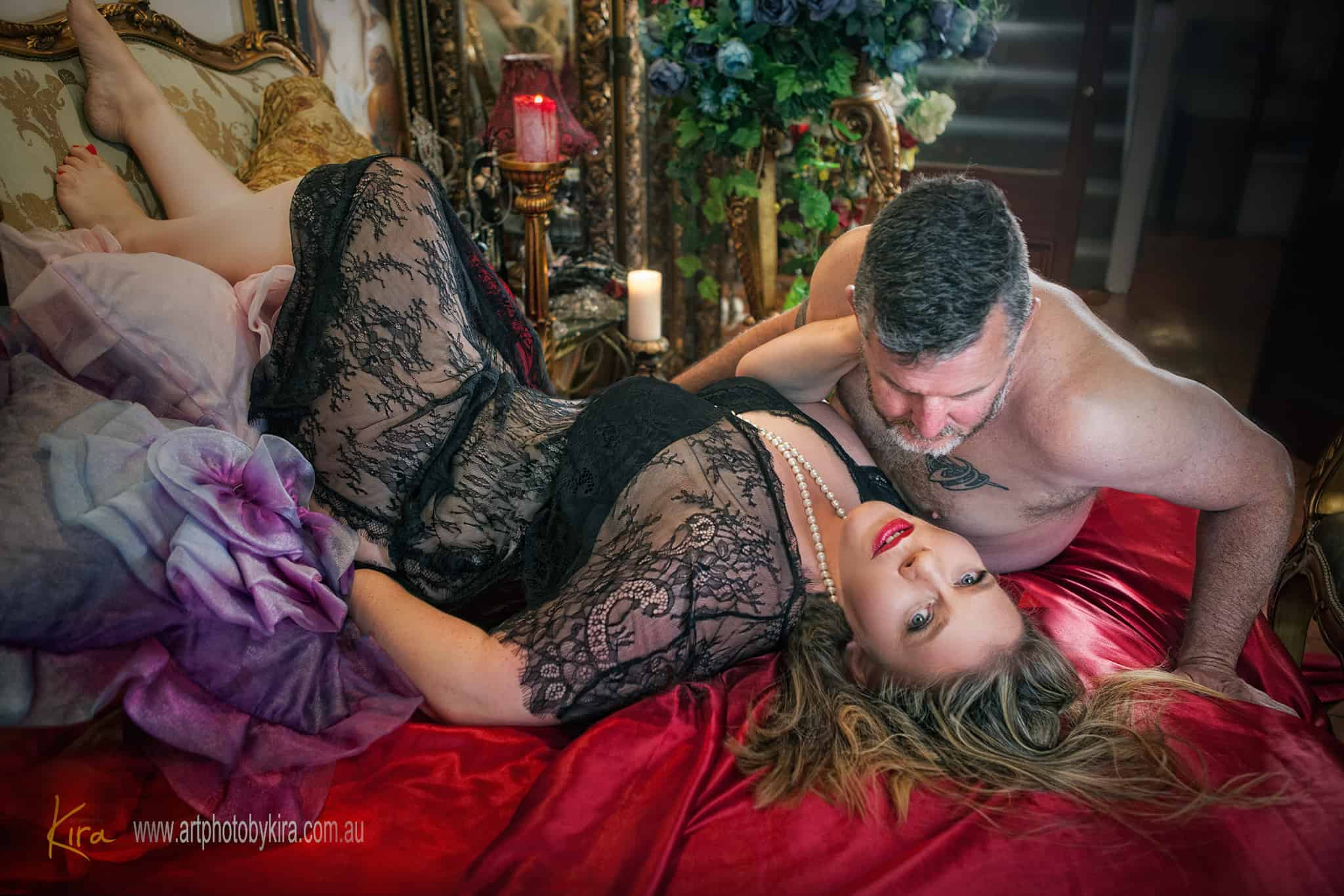 couples boudoir photography sydney
