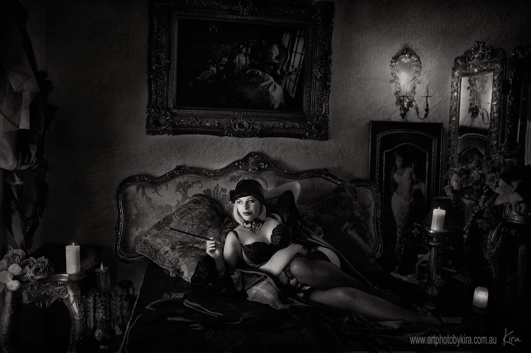 sydney boudoir photography north shore