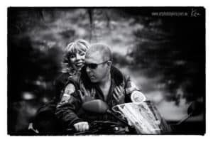 motorcycle portrait photography Sydney