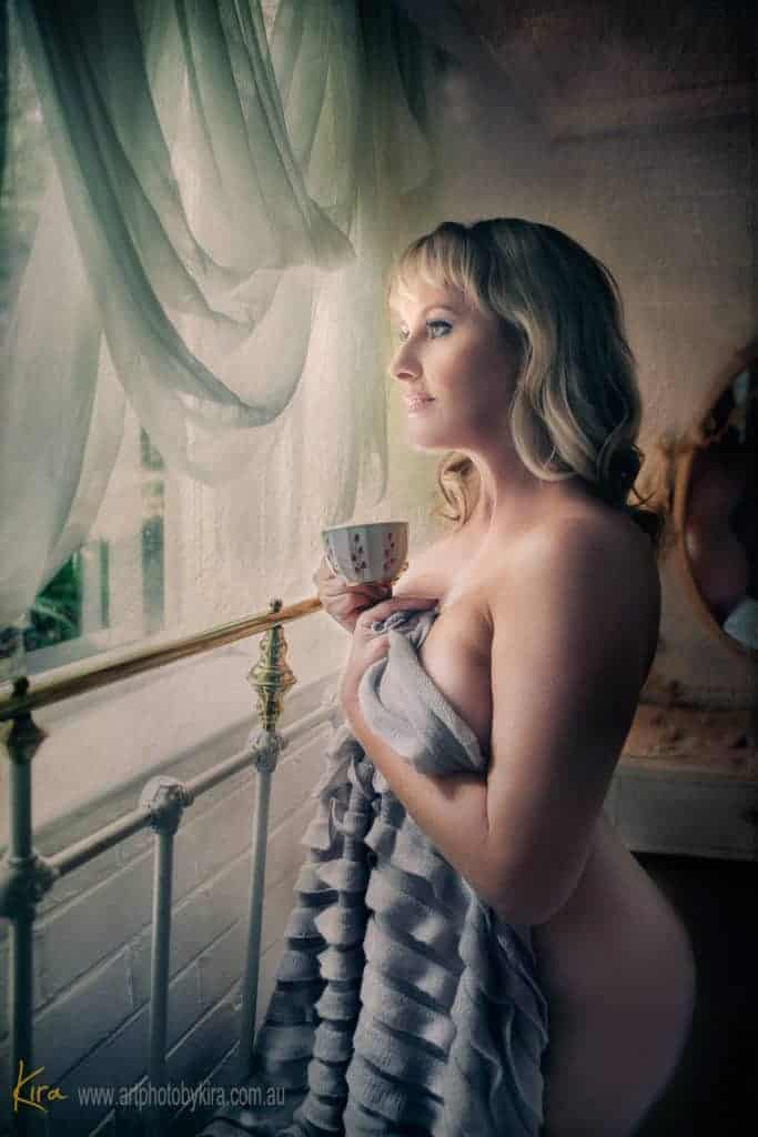 fine art boudoir photography