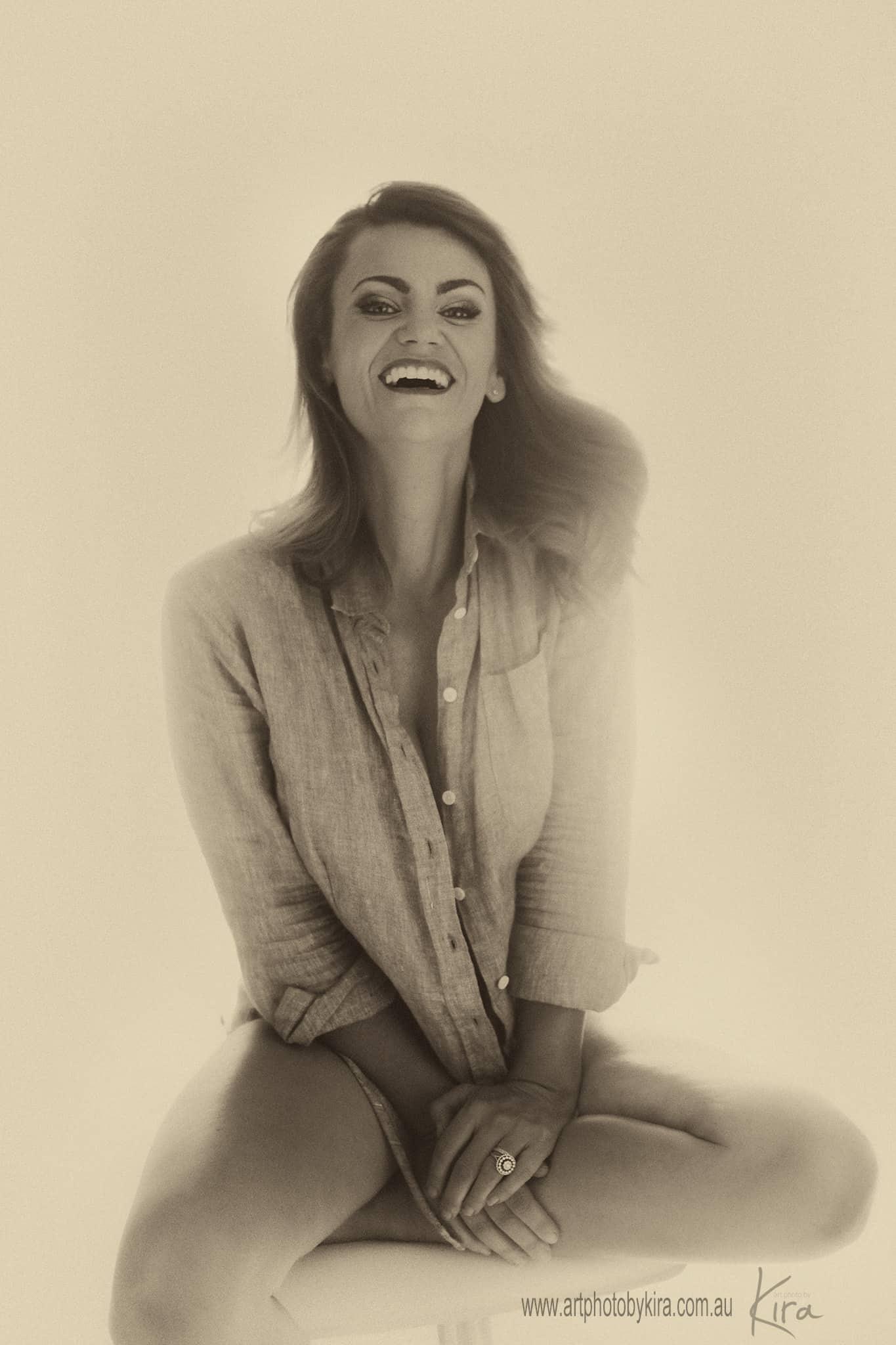 backlit portrait photography