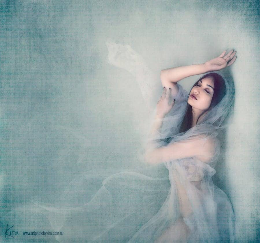 fantasy portrait photography