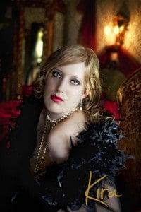 Glamour and Boudoir Portrait photographer