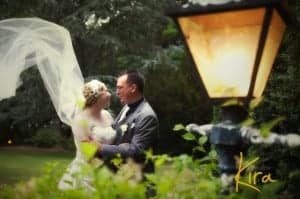 Wedding location shots at Athol Garden