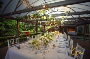 Wedding location shots at Athol Garden reception
