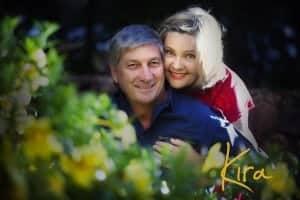 family couple portrait shoot in Mackay