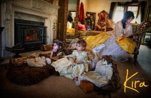 family photography and glamour photography