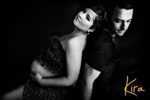 Pregnancy photography shoot