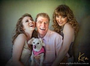 Family photography shoot