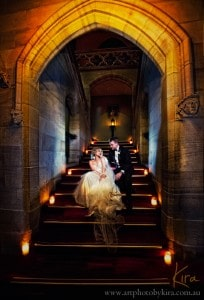 wedding photography in St John's College The University of Sydney