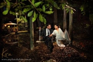 wedding photography at Allegro