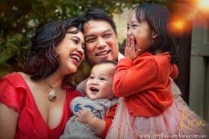 family photographer Sydney Kira