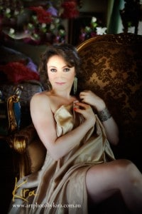 glamour photography and art boudoir photography