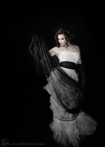 glamour photography Kira