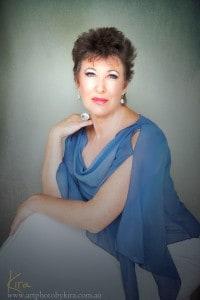 glamour photo Kira