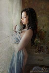 boudoir photo