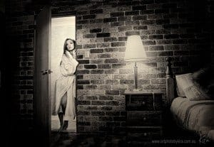 glamour and boudoir photography at location