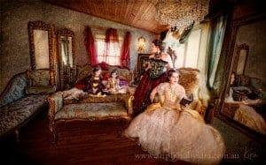 Fine art period family photography Kira