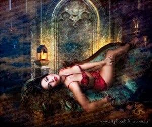 boudoir photography art photos Kira