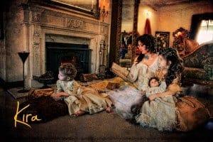 fine art portrait family photography Kira