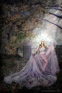 portrait fantasy photography